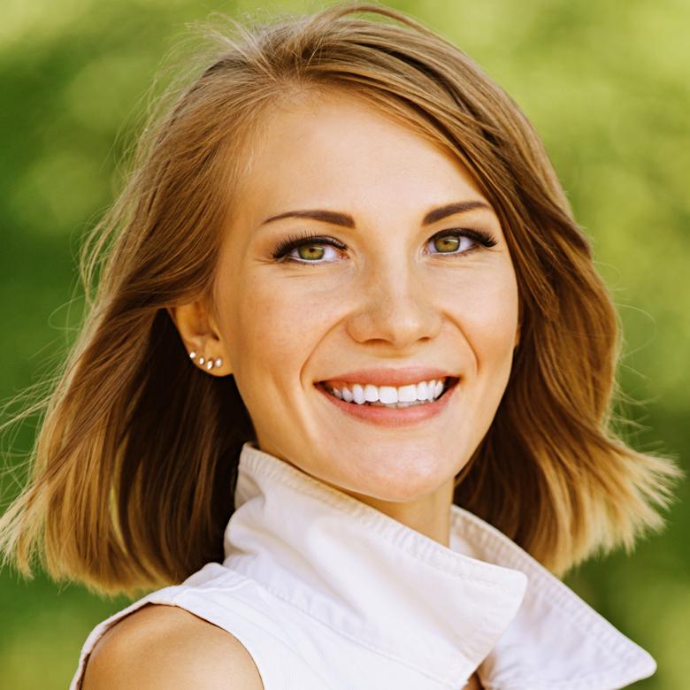Sara testimonial of pelle dolce anti aging creams