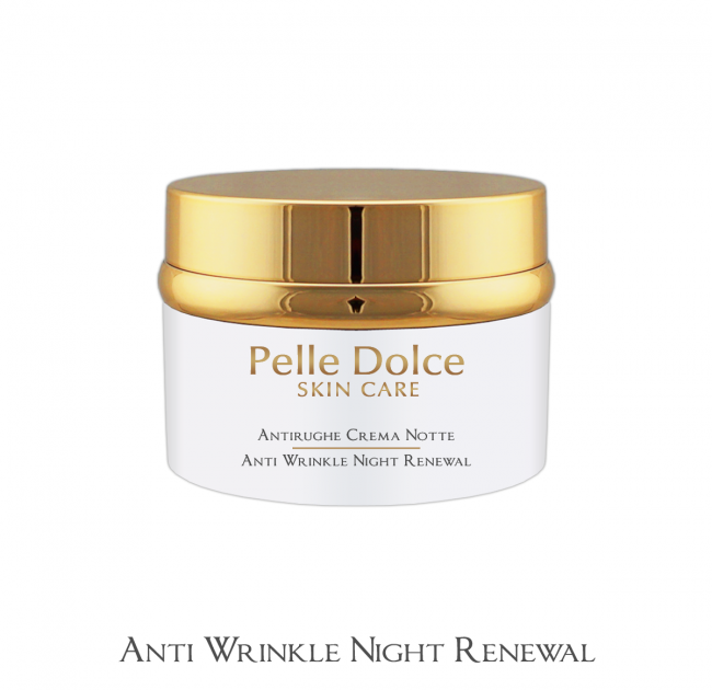 anti wrinkle night renewal cream